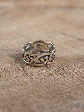 """Ring """"Keltischer Knoten"""" 58"""