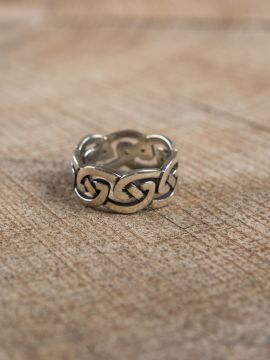 """Ring """"Keltischer Knoten"""" 62"""
