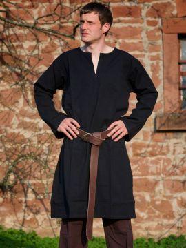 Tunika - schwarz - ohne Bordüre XL