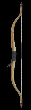 Horsebow Iron - Reiterbogen - 25 bis 55 lbs. 55 lbs
