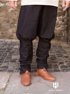 Wikingerhose Wigbold schwarz XL