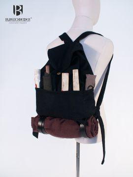 Rucksack Robin schwarz