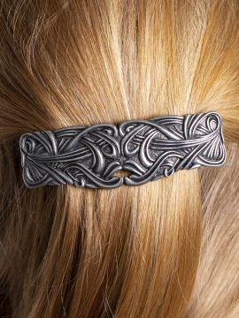 Haarspange mit Ornament