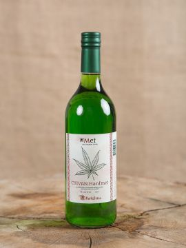 """Hanf-Met """"Chivan"""" Einzelflasche"""