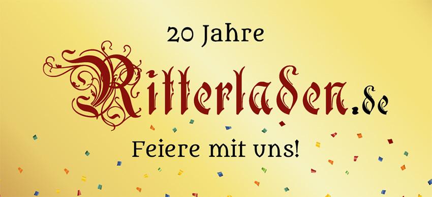 20 Jahre Ritterladen